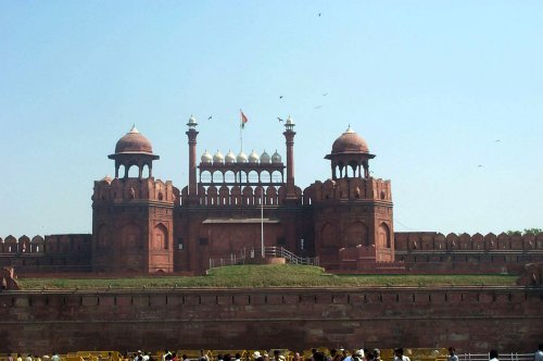 2003-01-01: Red Fort