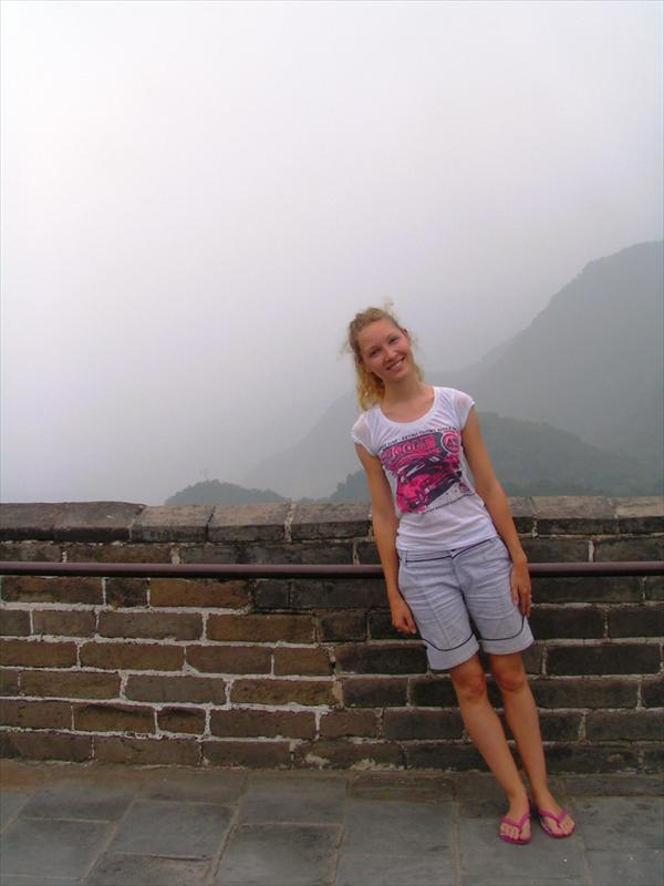 2008-07-28: The great wall of China