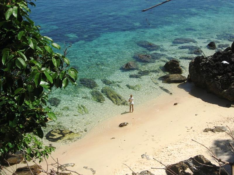 On Tioman Island